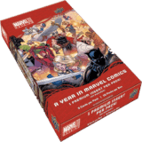 2019 20 Upper Deck Marvel Annual Trading Cards Box