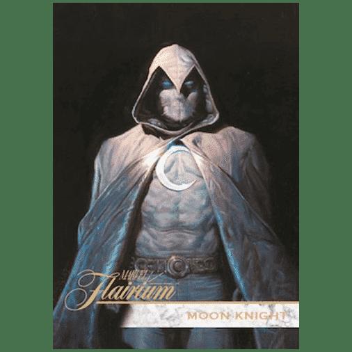 2019 Flair Marvel Trading Cards Flairium Moon Knight