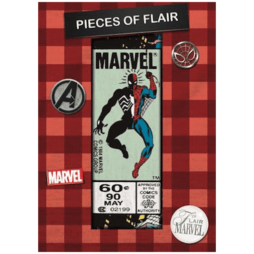 2019 Flair Marvel Trading Cards Pieces of Flair