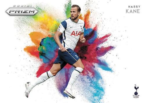 2020 21 Panini Prizm Premier League Soccer Cards Color Blast Harry Kane