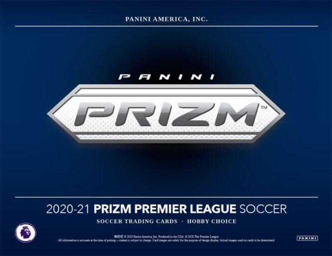 2020 21 Panini Prizm Premier League Soccer Cards Hobby Choice Box