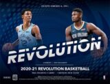 2020 21 Panini Revolution Basketball Cards 1