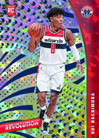 2020 21 Panini Revolution Basketball Cards 2