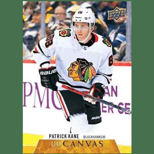 2020 21 Upper Deck Series 1 Hockey Cards UD Canvas Patrick Kane