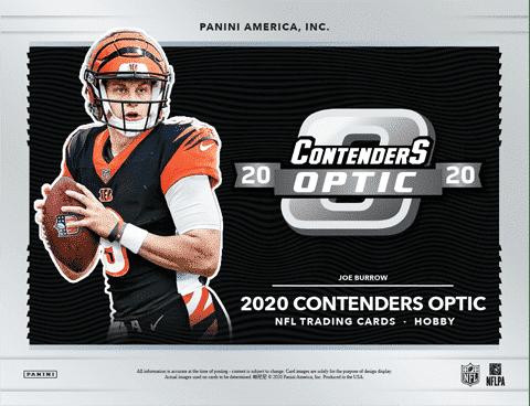 2020 Panini Contenders Opti