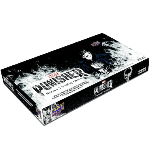 2020 Upper Deck The Punisher Season 1 Trading Cards Box