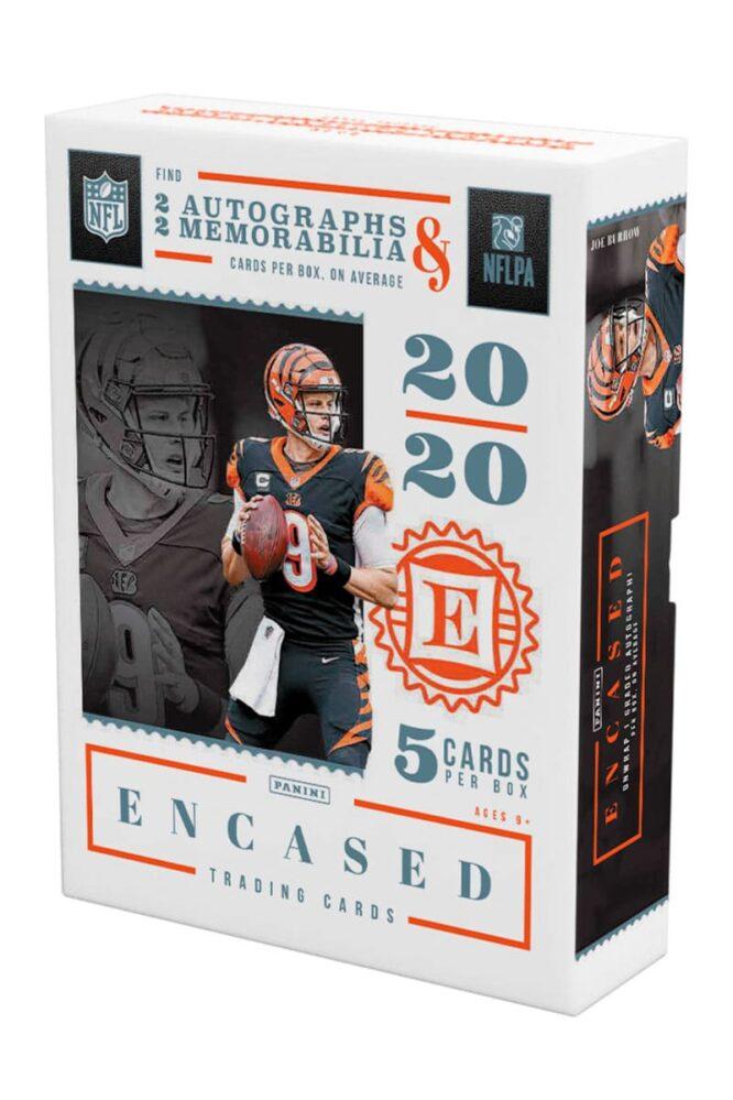 2020 Panini Encased Football Hobby Box