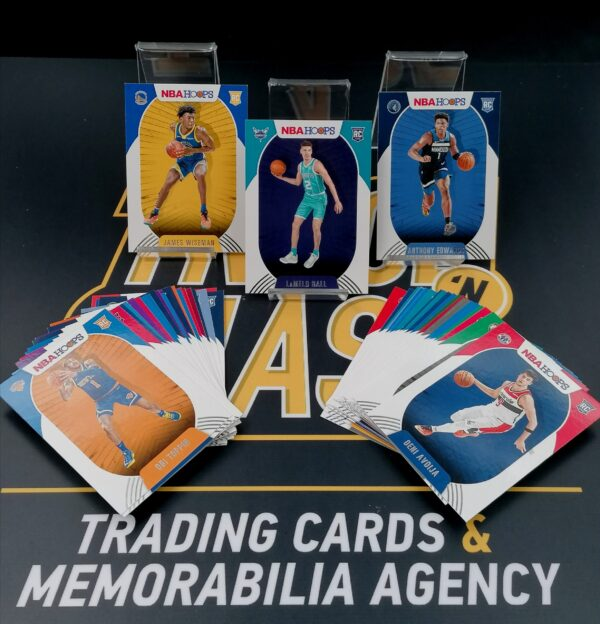 50 Card Rookie Set Panini Hoops 2020 21 Rookie Cards RCs 1 scaled scaled