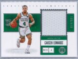Carsen Edwards Panini Encased 2019 20 RC Patch Substantial Swatches 199199 1 scaled