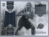 Trey Lyles Panini Excalibur 2015 16 Knight School RC Patch Rookie Patch 1 scaled