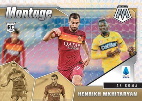 2020 21 Panini Mosaic Serie A Montage