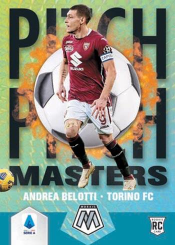 2020 21 Panini Mosaic Serie A Pitch Masters