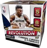 2020 21 Panini Revolution Basketball Hobby Box