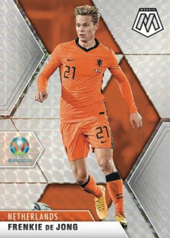 2020 21 Panini UEFA Euro 2020 Mosaic Soccer Base Mosaic