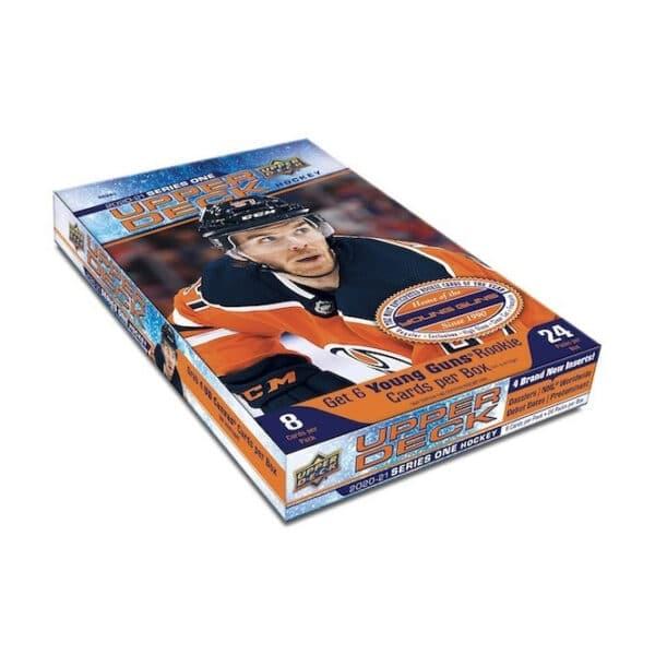 2020 21 Upper Deck Series Οne Hockey Cards Hobby Box