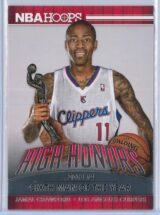 Jamal Crawford Panini Hoops Basketball 2014 15 High Honors 1