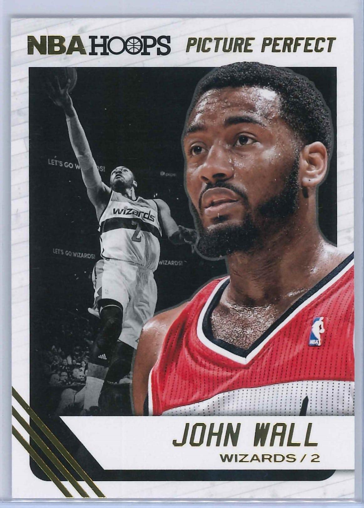 John Wall Panini Hoops Basketball 2014 15 Picture Perfect 1
