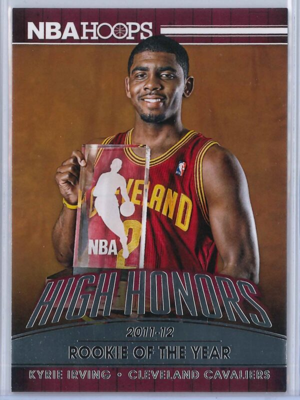 Kyrie Irving Panini Hoops Basketball 2014 15 High Honors 1