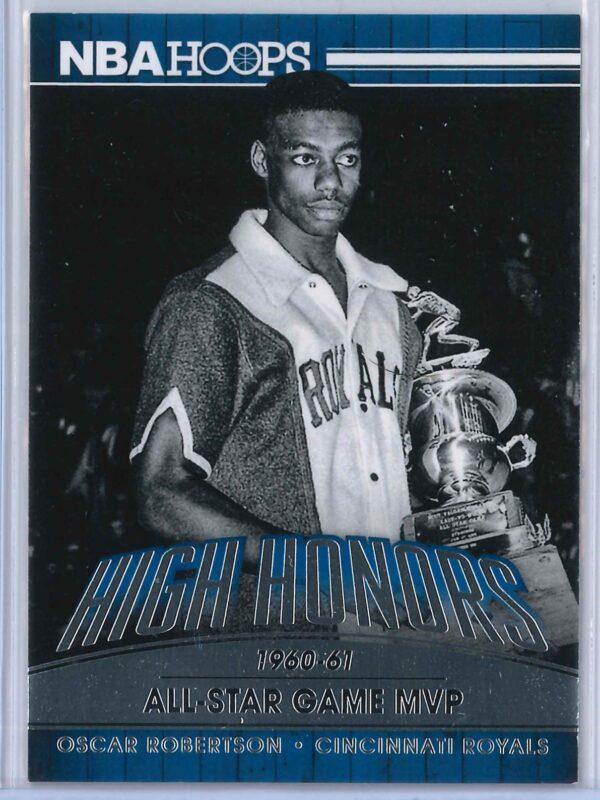 Oscar Robertson Panini Hoops Basketball 2014 15 High Honors 1