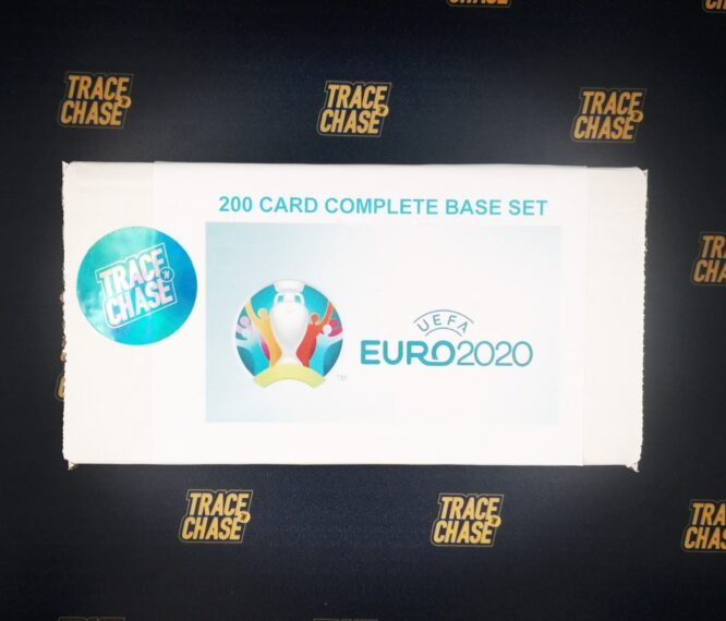 2020-21 Panini Mosaic Euro 2020     Complete Set 1-200 Cards