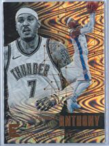 Carmelo Anthony Panini Essentials 2017-18  Spiral