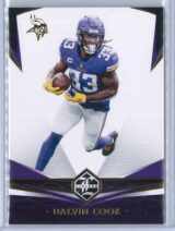 Dalvin Cook Panini Limited 2020  Gold