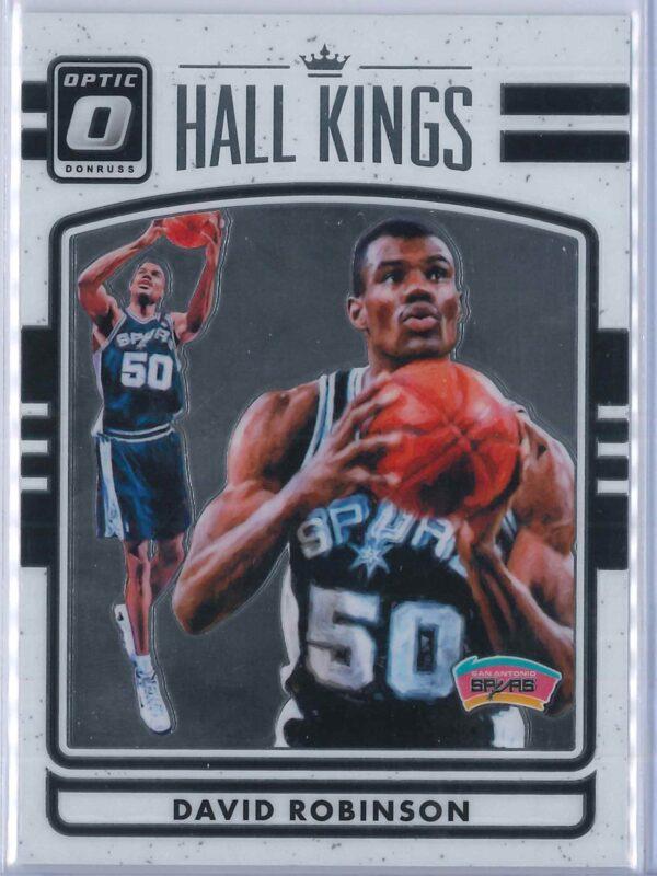 David Robinson Panini Donruss Optic Basketball 2016-17 Hall Kings