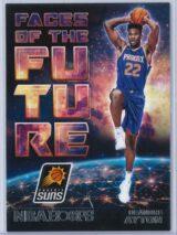 Deandre Ayton Panini NBA Hoops Basketball 2018-19 Faces Of The Future