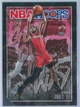 Derrick Jones Jr.  Panini NBA Hoops Basketball 2019-20 Get Out The Way