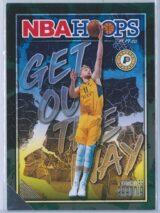 Domantas Sabonis Panini NBA Hoops Basketball 2019-20 Get Out The Way
