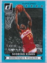Dominique Wilkins Panini Donruss Basketball 2014 15 Scoring Kings 1 scaled