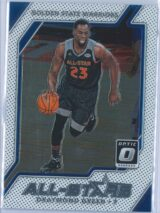 Draymond Green Panini Donruss Optic Basketball 2017-18 All Stars