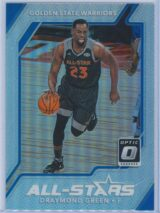 Draymond Green Panini Donruss Optic Basketball 2017-18 All Stars Holo