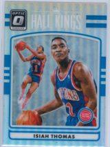 Isiah Thomas Panini Donruss Optic Basketball 2016-17 Hall Kings Holo