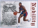 Isiah Thomas Panini Excalibur Basketball 2014 15 Nobility Red 0899 1