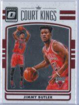 Jimmy Butler Panini Donruss Optic Basketball 2016-17 Court Kings