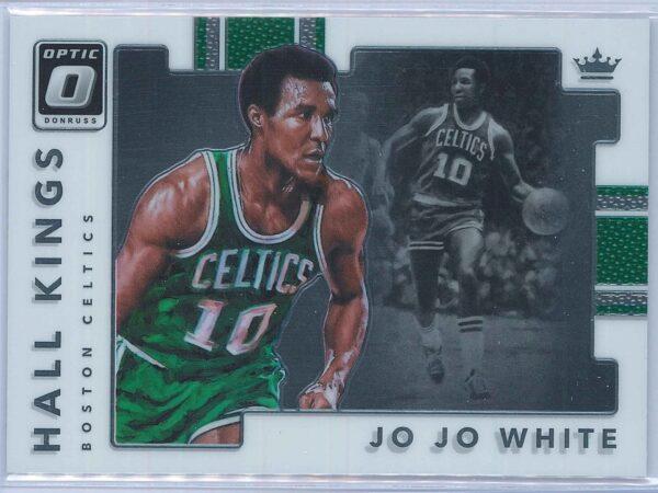Jo Jo White Panini Donruss Optic Basketball 2017-18 Hall Kings