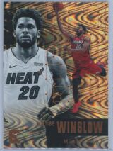 Justise Winslow Panini Essentials 2017-18  Spiral
