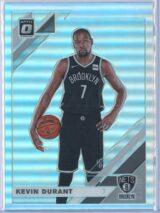 Kevin Durant Panini Donruss Optic Basketball  2019-20  Holo