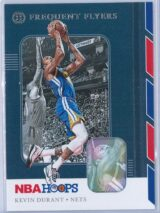 Kevin Durant Panini NBA Hoops Basketball 2019-20 Frequent Flyers