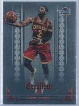 Kyrie Irving Panini Excalibur 2014-15 Knights Templar Red