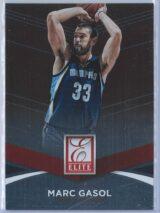 Marc Gasol Panini Donruss Basketball 2014-15 Elite