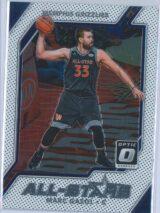 Marc Gasol Panini Donruss Optic Basketball 2017-18 All Stars