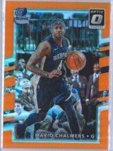 Mario Chalmers Panini Donruss Optic Basketball 2017-18  Orange 131199