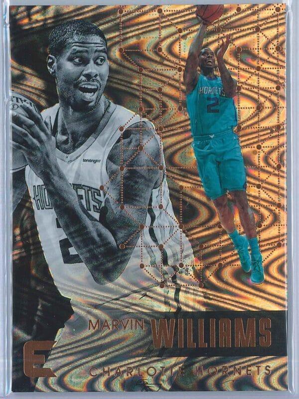 Marvin Williams Panini Essentials 2017-18  Spiral