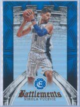 Nikola Vucevic Panini Excalibur Basketball 2016-17 Battlements