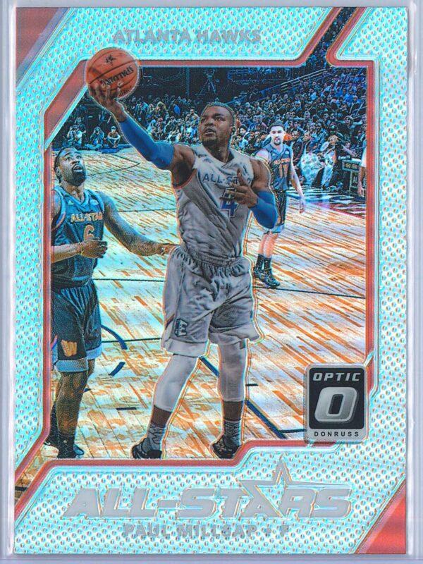Paul Millsap Panini Donruss Optic Basketball 2017-18 All Stars Holo