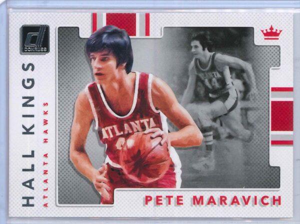 Pete Maravich Panini Donruss Basketball 2017 18 Hall Kings 1