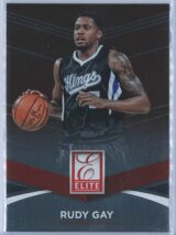 Rudy Gay Panini Donruss Basketball 2014-15 Elite