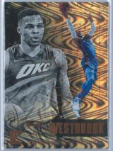 Russell Westbrook Panini Essentials 2017-18  Spiral
